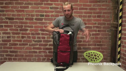 Timbuk2 Phoenix Backpack - image 4 from the video