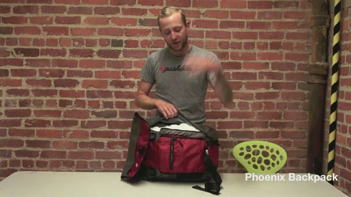 Timbuk2 Phoenix Backpack - image 5 from the video