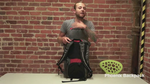 Timbuk2 Phoenix Backpack - image 7 from the video