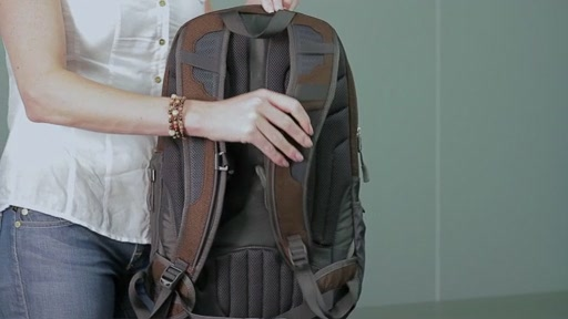 The North Face Mainframe Backpack - image 5 from the video