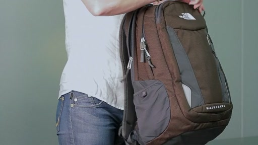 The North Face Mainframe Backpack - image 8 from the video