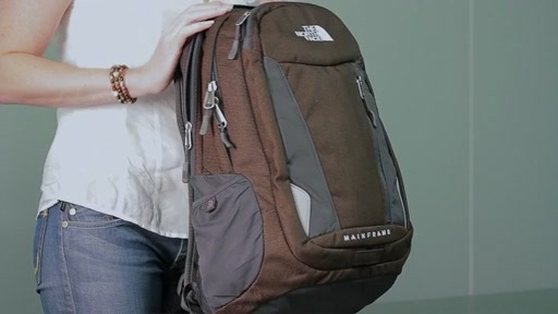 The North Face Mainframe Backpack - image 9 from the video