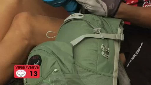 Osprey Viper and Verve Backpacks - image 10 from the video