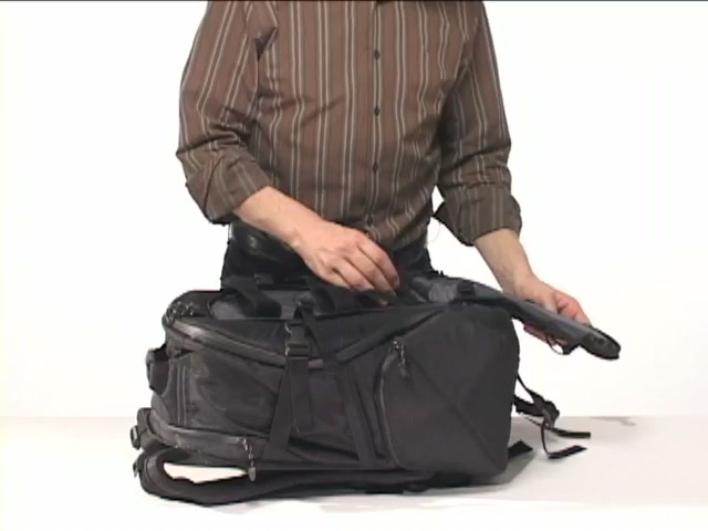 Tenba Shootout Camera Backpack - image 3 from the video