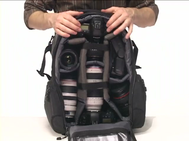 Tenba Shootout Camera Backpack - image 8 from the video