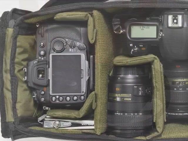 Tenba Shootout Camera Sling Bag - image 6 from the video