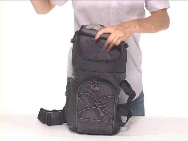 Tenba Shootout Camera Sling Bag - image 7 from the video