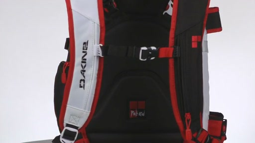 DAKINE Team Heli Pro DLX 20L - Eric Pollard - image 7 from the video