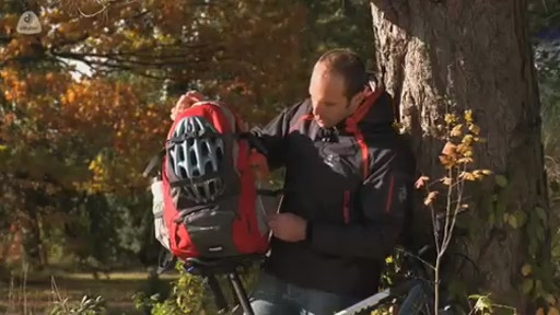Deuter Trans Alpine Packs - image 10 from the video