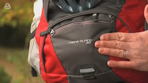 Deuter Trans Alpine Packs - image 8 from the video