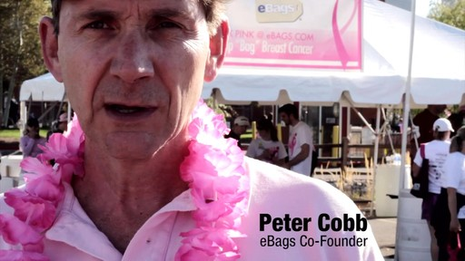 eBags at Denver Race for the Cure 2011 - image 6 from the video