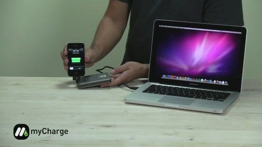 myCharge Power Bank 3000 - image 10 from the video