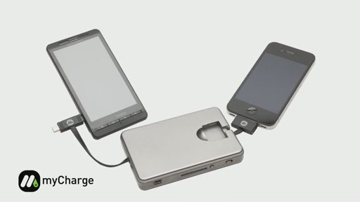 myCharge Power Bank 3000 - image 2 from the video