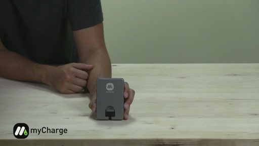 myCharge Power Bank 3000 - image 3 from the video