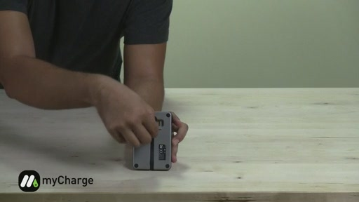 myCharge Power Bank 3000 - image 4 from the video