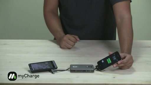 myCharge Power Bank 3000 - image 6 from the video