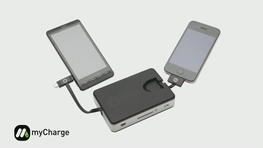 myCharge Power Bank 6000 - image 1 from the video