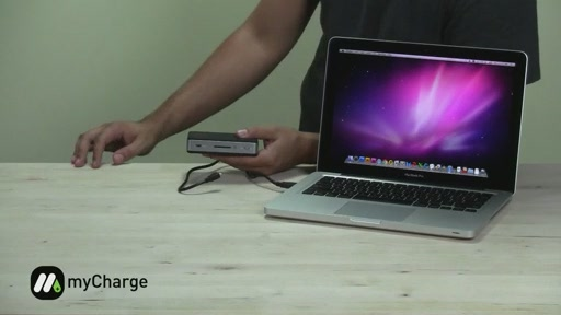 myCharge Power Bank 6000 - image 8 from the video