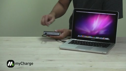 myCharge Power Bank 6000 - image 9 from the video