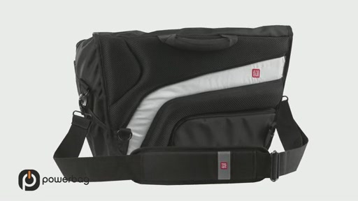 Powerbag by ful 3000 mAH Laptop Messenger Bag - image 1 from the video