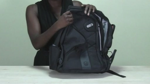 Powerbag by ful 6000 mAH Deluxe Laptop Backpack - image 10 from the video