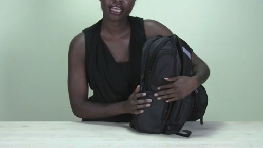 Powerbag by ful 6000 mAH Deluxe Laptop Backpack - image 5 from the video
