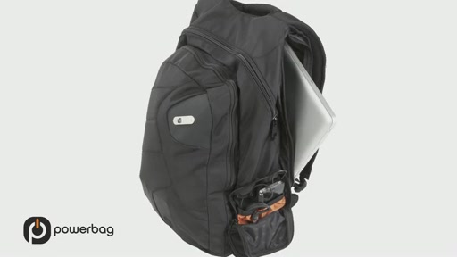 Powerbag by ful 3000 mAH Laptop Backpack - image 1 from the video