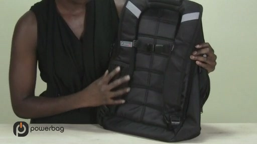 Powerbag by ful 3000 mAH Laptop Backpack - image 10 from the video