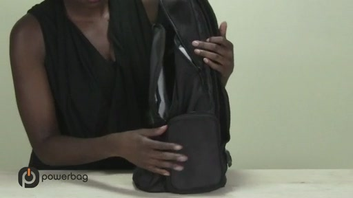 Powerbag by ful 3000 mAH Laptop Backpack - image 7 from the video