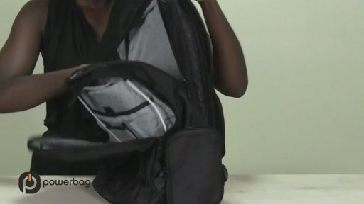 Powerbag by ful 3000 mAH Laptop Backpack - image 9 from the video