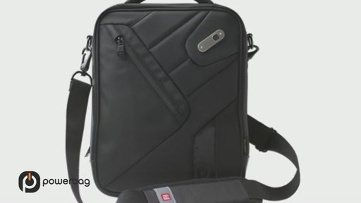 Powerbag by ful 6000 mAH Tablet Messenger - image 2 from the video
