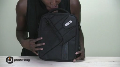 Powerbag by ful 6000 mAH Tablet Messenger - image 6 from the video