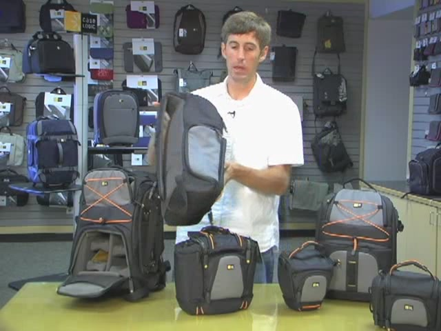 Case Logic SLRC Camera Bags - image 10 from the video