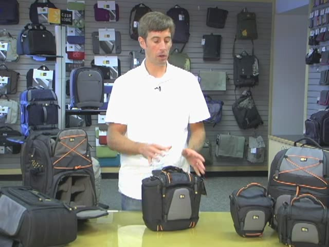 Case Logic SLRC Camera Bags - image 7 from the video