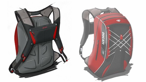 Tumi Ducati in 20 seconds - image 2 from the video