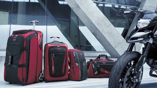 Tumi Ducati in 20 seconds - image 4 from the video