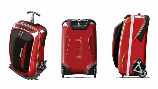 Tumi Ducati in 20 seconds - image 6 from the video