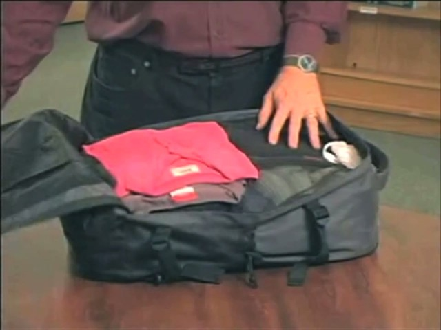 Rick Steves Favorite Travel Bag Image 9 From The Video