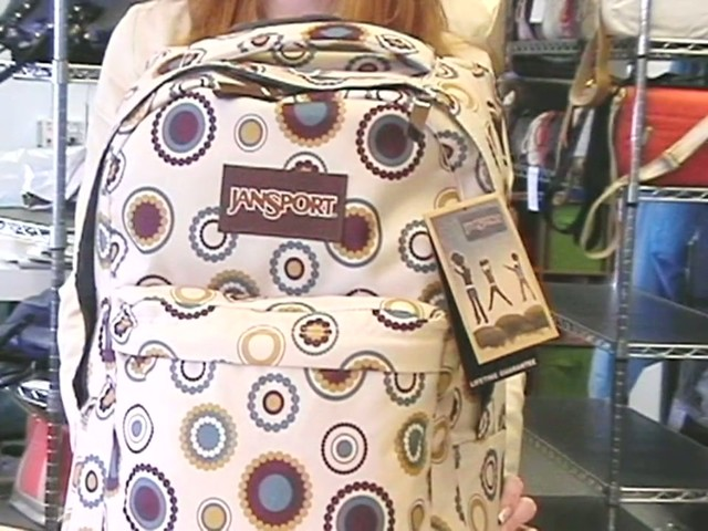 JanSport Wheeled SuperBreak - image 1 from the video