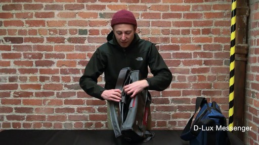 Timbuk2 D-Lux Laptop Messenger - image 10 from the video