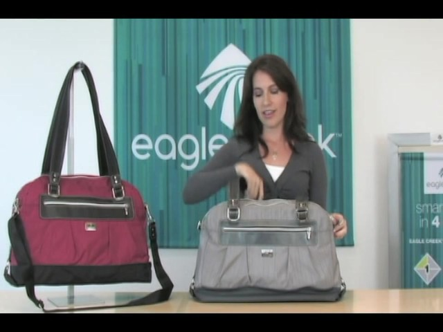 emerson shoulder bag - image 1 from the video