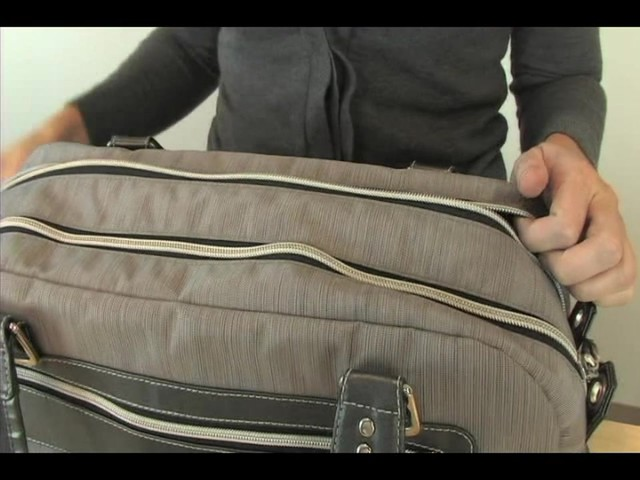 emerson shoulder bag - image 2 from the video