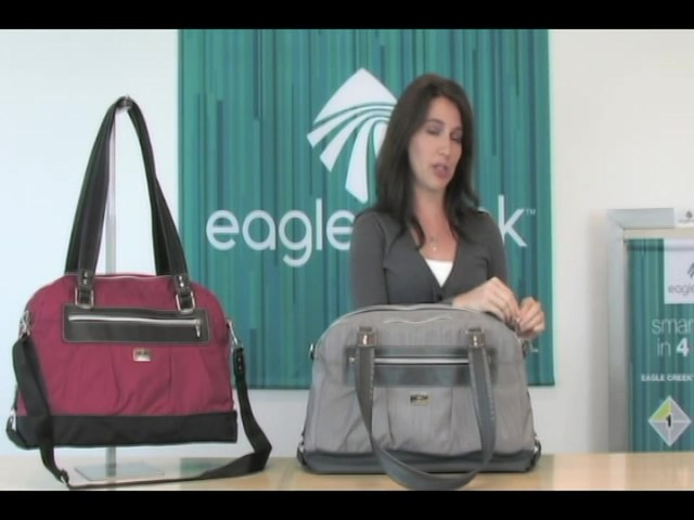 emerson shoulder bag - image 3 from the video