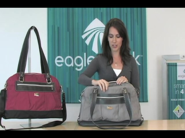 emerson shoulder bag - image 4 from the video