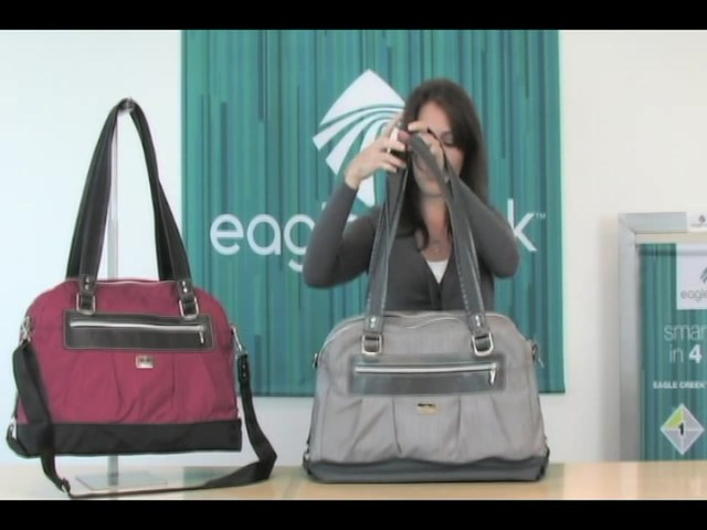 emerson shoulder bag - image 6 from the video