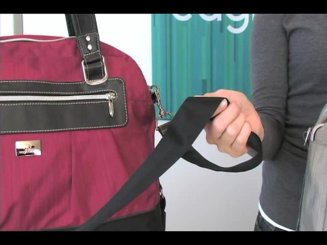 emerson shoulder bag - image 7 from the video