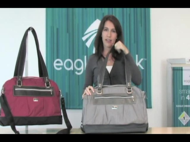 emerson shoulder bag - image 9 from the video