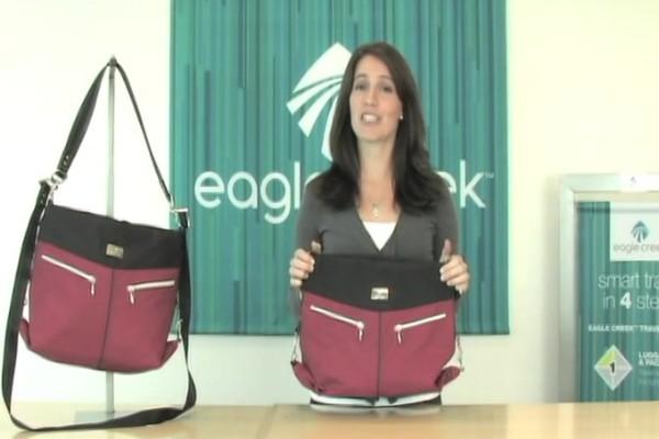 Eagle Creek Kensley Shoulder Bag Rundown - image 1 from the video