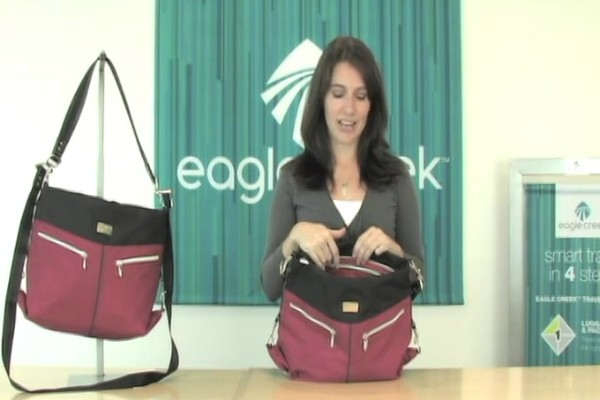 Eagle Creek Kensley Shoulder Bag Rundown - image 2 from the video