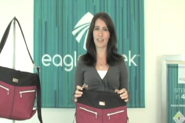 Eagle Creek Kensley Shoulder Bag Rundown - image 9 from the video